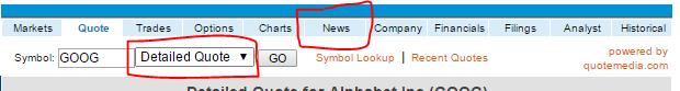 news nav