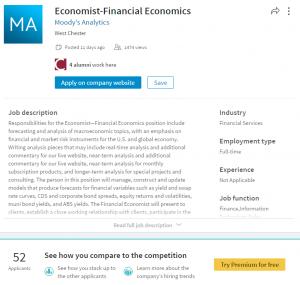 Financial Economist