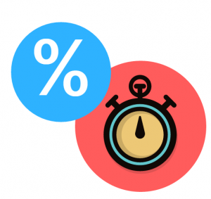 Percentage and Time